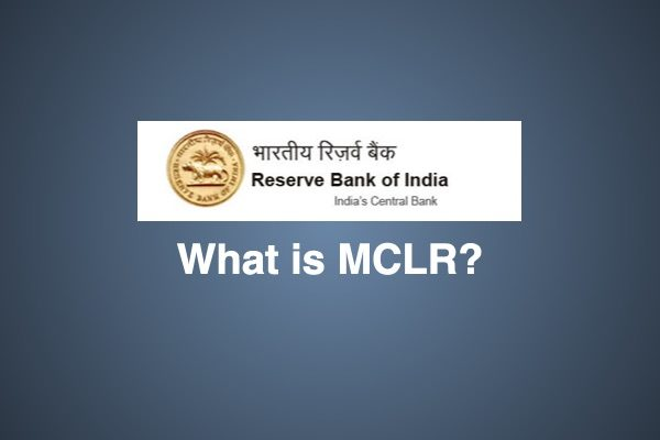 What is MCLR inSummary